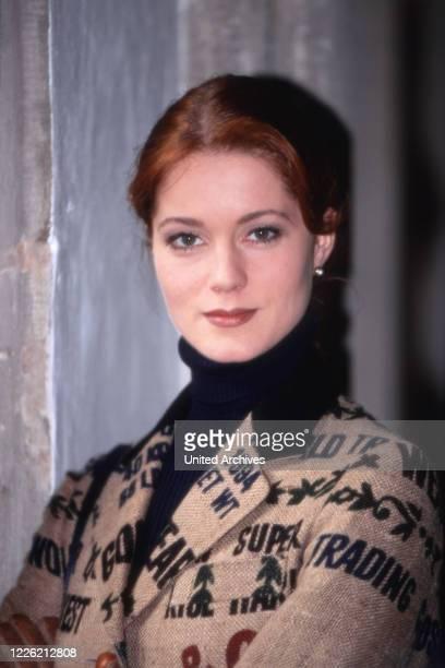 Esther Schweins, deutsche Schauspielerin, Deutschland 1998