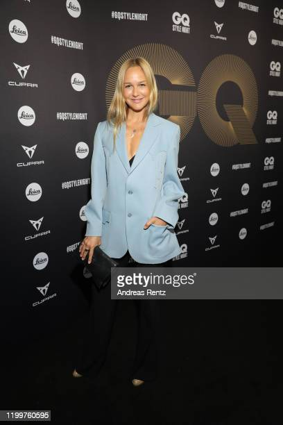 Esther Seibt attends the GQ Style Night during Berlin Fashion Week Autumn/Winter 2020 at BRICKS Berlin on January 15, 2020 in Berlin, Germany.