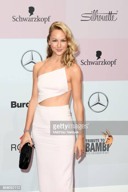 Esther Seibt attends the Tribute To Bambi at Station on October 5 2017 in Berlin Germany