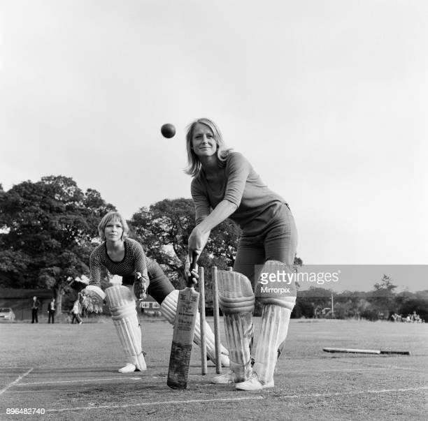 Eston Ladies cricket, 1972.