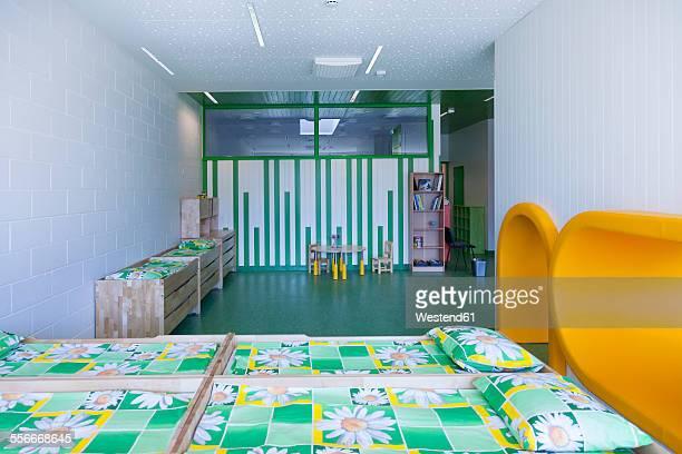 Estonia, beds in a newly built kindergarten