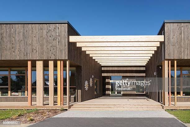 Estonia, newly built kindergarten