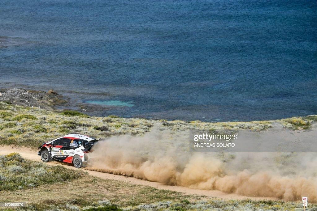 AUTO-RALLY-ITA : News Photo