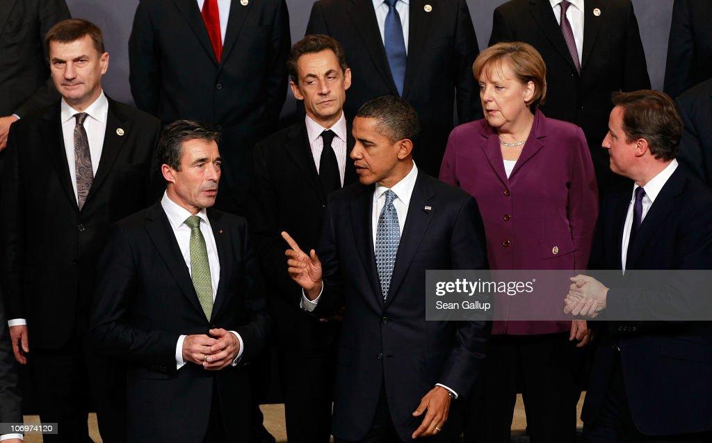 NATO Summit Lisbon 2010 - Day 1