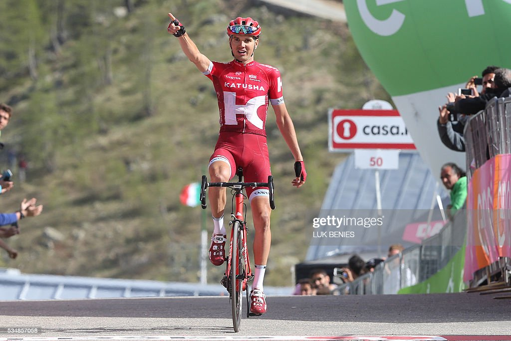 GIRO-CYCLING-ITA : News Photo