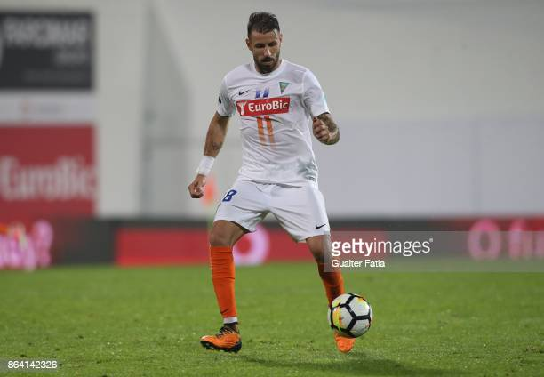 Estoril Praia defender Goncalo Brandao from Portugal in action during the Primeira Liga match between GD Estoril Praia and Boavista FC at Estadio...