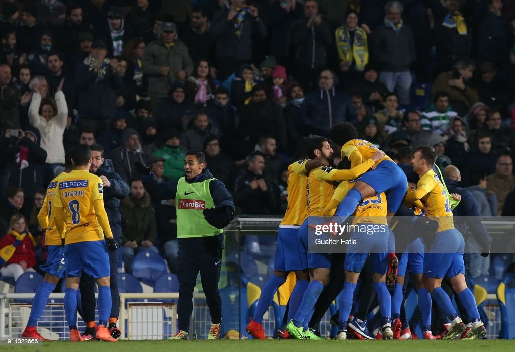 GD Estoril Praia v Sporting CP - Primeira Liga : News Photo