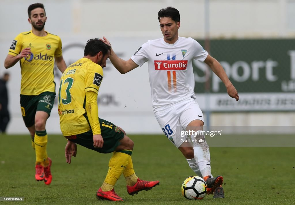 GD Estoril Praia v FC Pacos de Ferreira - Primeira Liga : News Photo