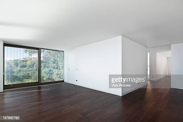 Estoril Sol Residence GonAlo Byrne Arquitectos Estoril Portugal Interior View Of Main Living Room With Visual Relation With Public Garden Gon'Alo...
