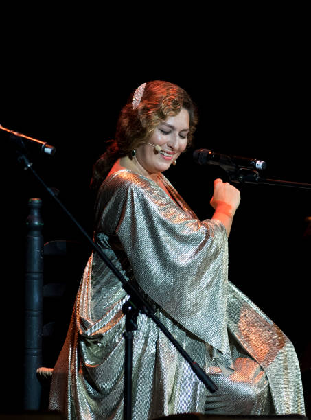 ESP: Estrella Morente Concert In Granada