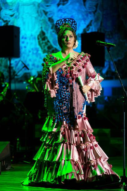 ESP: Estrella Morente Concert In Barcelona