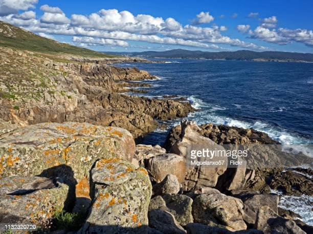 Estuary of Corme and Laxe, Coast of Death, Galicia (Spain)