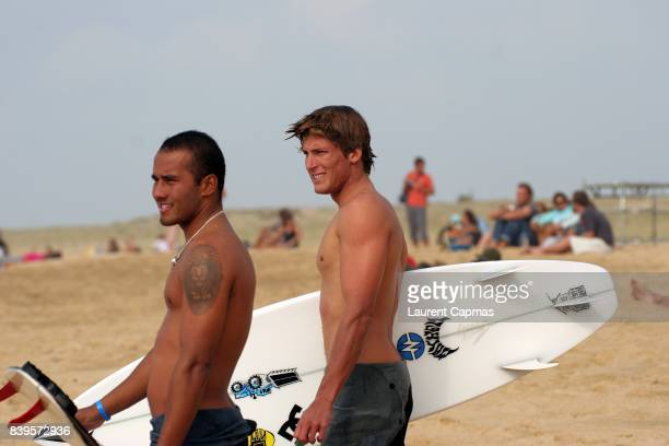 IRONS et FRED PATACCHIA HOSSEGOR SURF
