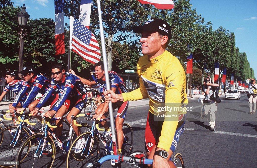 RADSPORT: TOUR DE FRANCE 1999 : News Photo