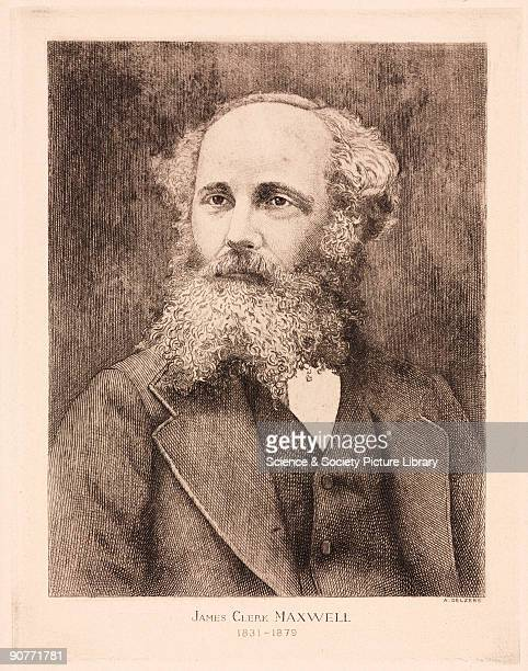 Etching by A Delzers. James Clerk Maxwell was one of the greatest theoretical physicists the world has ever known. He was born in Edinburgh, Scotland...