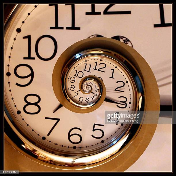 eternal clock - eternity stock pictures, royalty-free photos & images
