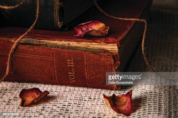 eternity - old book stock photos and pictures