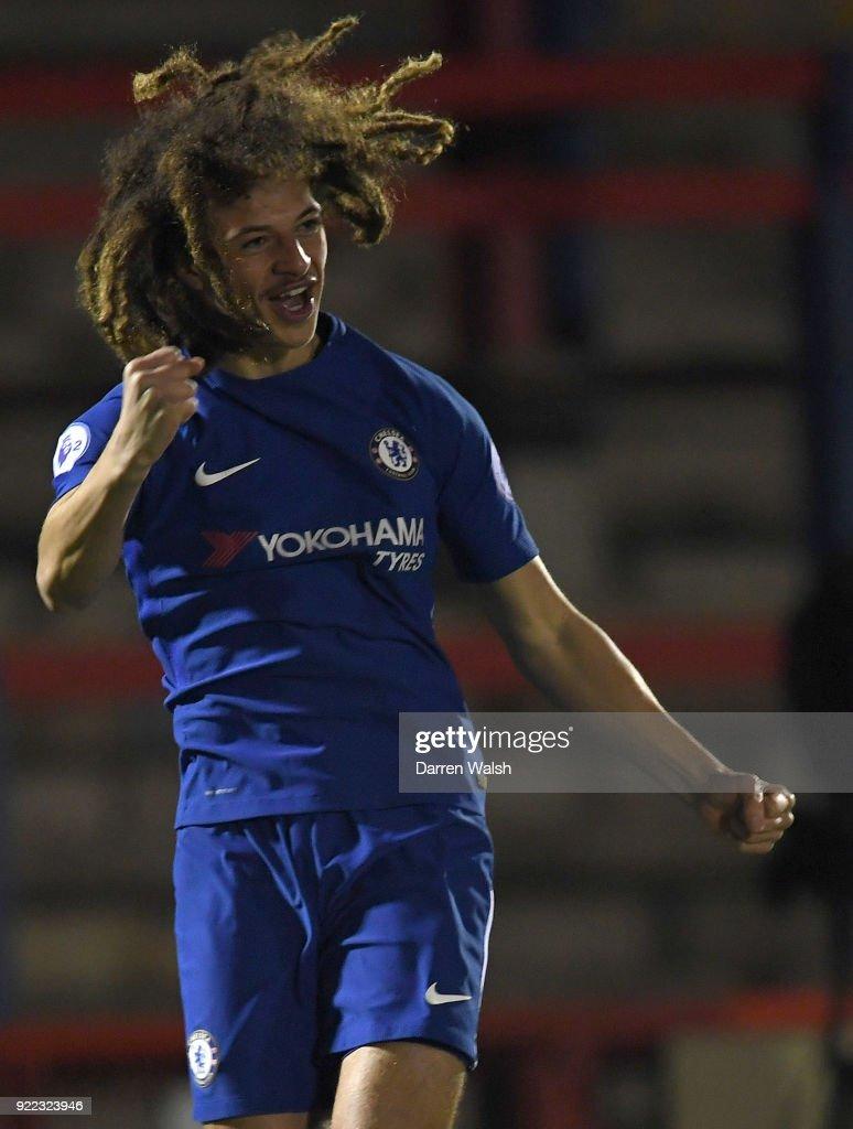 Chelsea v Feyenoord: UEFA Youth League : ニュース写真