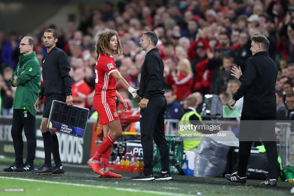 Wales v Ireland - UEFA Nations League B