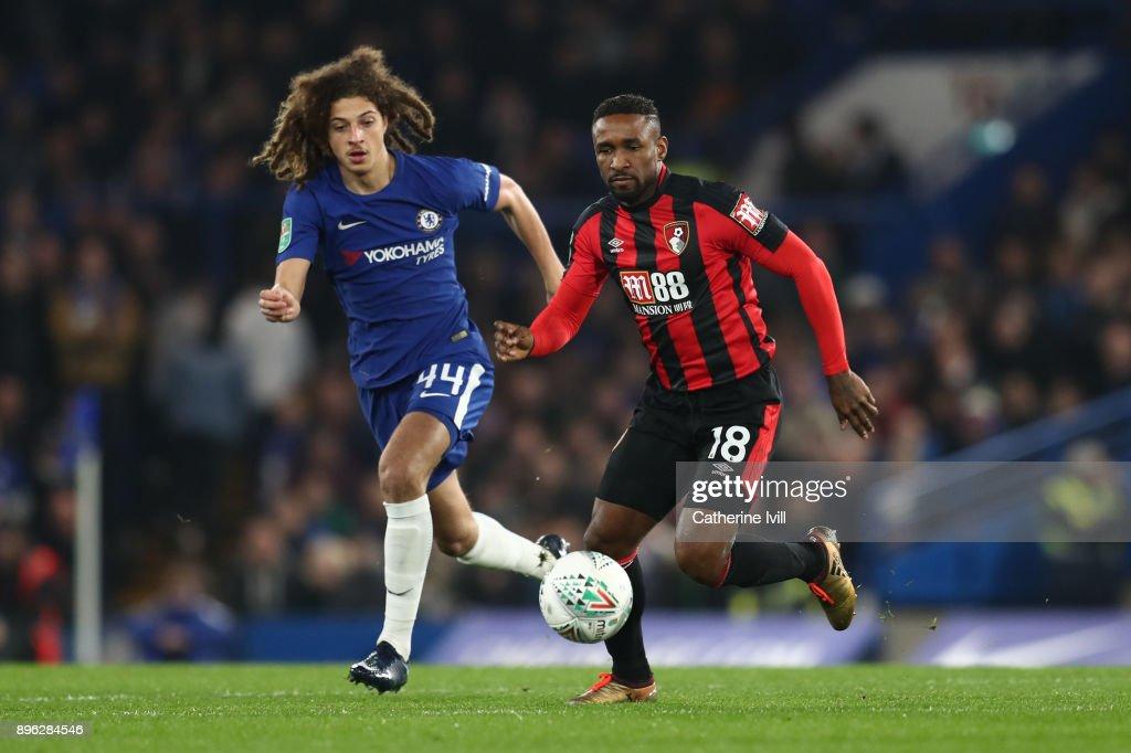 Chelsea v AFC Bournemouth - Carabao Cup Quarter-Final : News Photo