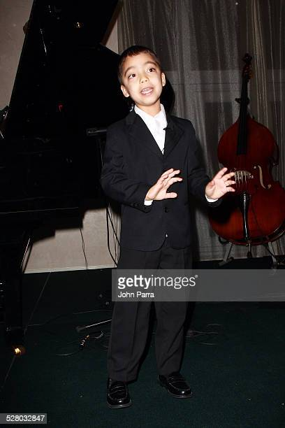 Ethan Bortnick celebrates The 5th Anniversary Of Emeril's On South Beach to benefit the Miami Children's Hospital Foundation at Emerils South Beach...