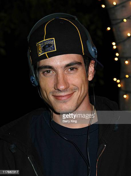 Ethan Browne during Surfrider Foundation 20th Anniversary Celebration Inside at Sony Pictures Studios in Culver City California United States
