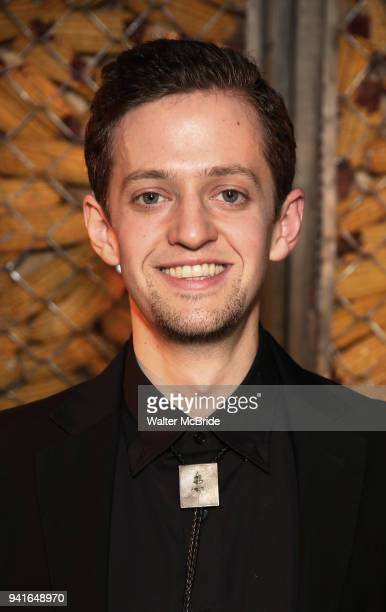Ethan Dubin attends the opening night press reception for the Roundabout Theatre Company/Roundabout Underground production of 'Bobbie Clearly' at The...