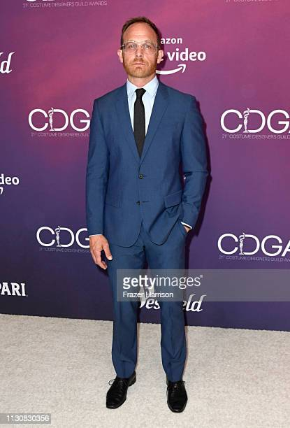 Ethan Embry attends The 21st CDGA at The Beverly Hilton Hotel on February 19 2019 in Beverly Hills California