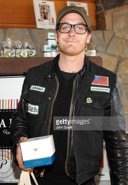 Ethan Embry during Kari Feinstein's Style Lounge Presented by Budweiser Select Day 2 at Private Residence in Los Angeles California United States