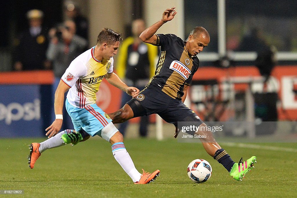 Philadelphia Union v Columbus Crew SC : News Photo