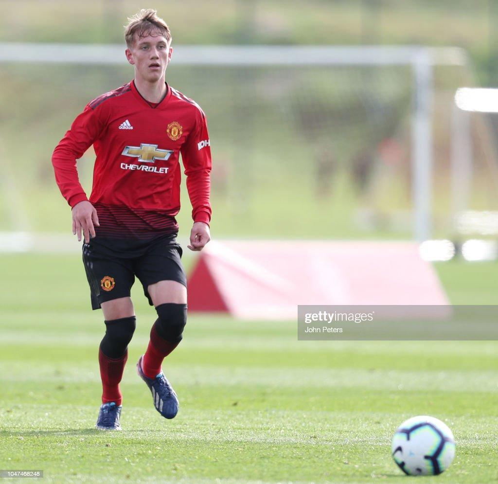 Manchester United v Newcastle United: U18 Premier League : News Photo