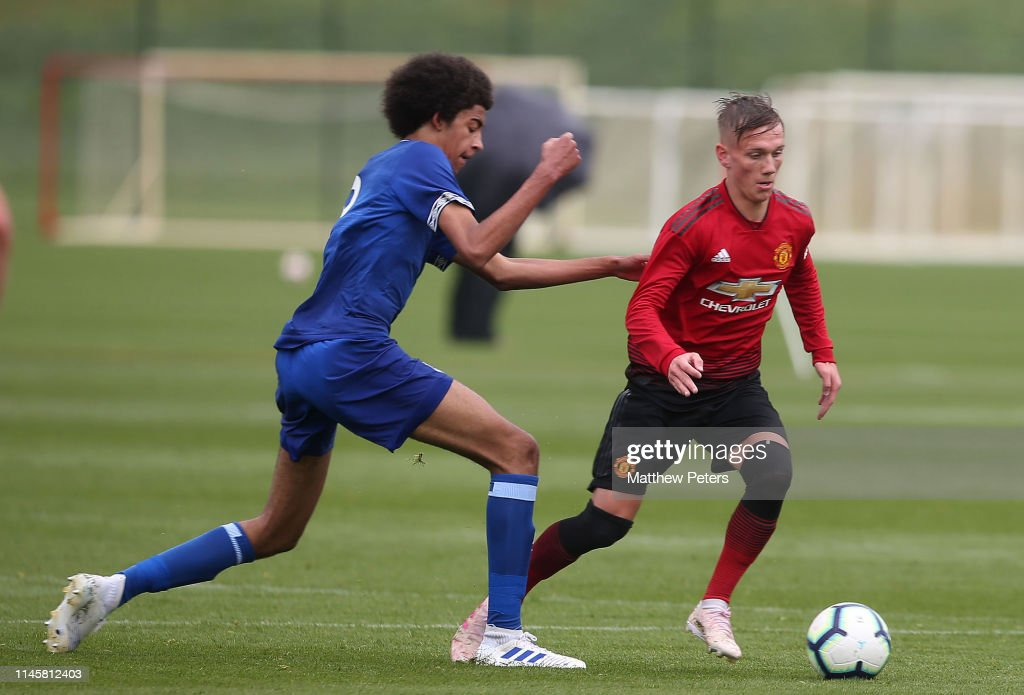 Manchester United v Everton: U18 Premier League : News Photo