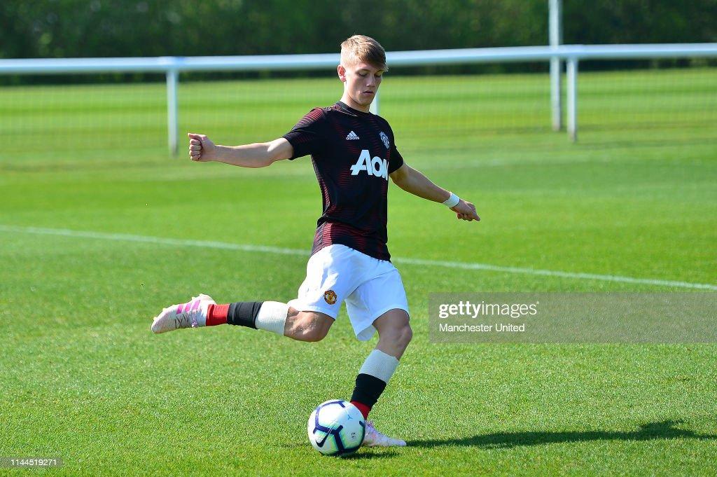 Derby County v Manchester United: U18 Premier League : News Photo