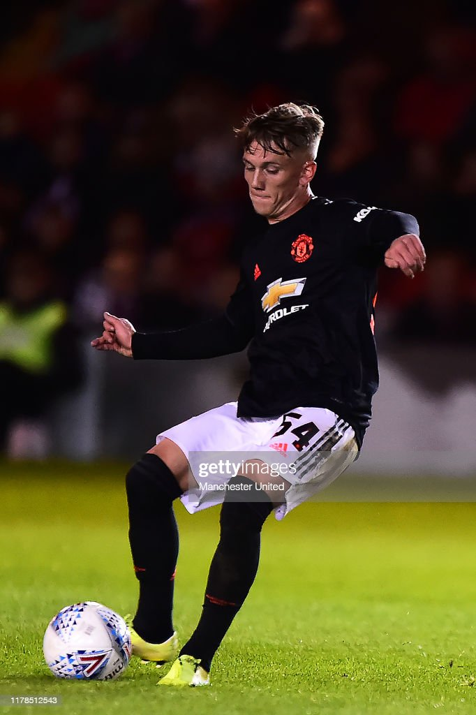 Lincoln City v Manchester United U21: Leasing.com Cup : News Photo