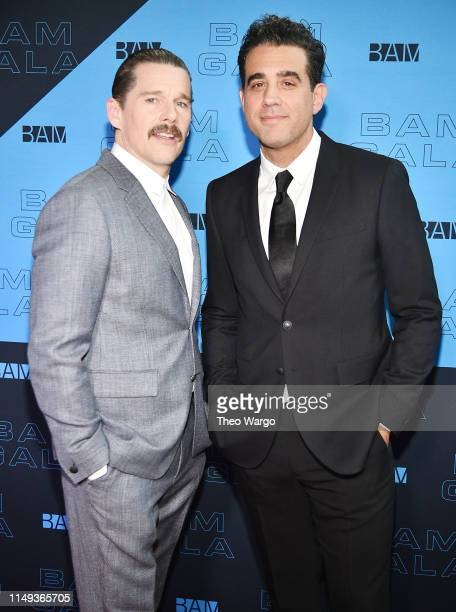 Ethan Hawke and Bobby Cannavale attend the BAM Gala 2019 on May 15 2019 in New York City