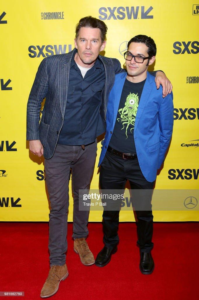 Eric ethan and austin