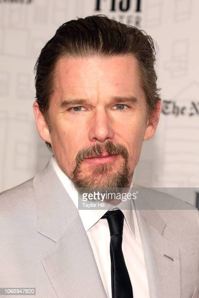 Ethan Hawke attends the 2018 Gotham Awards at Cipriani Wall Street on November 26 2018 in New York City