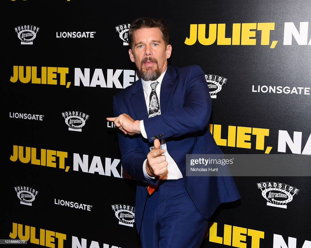 """Juliet, Naked"" New York Premiere"