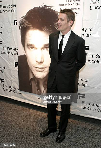 4th Annual Young Friends Of Film Honors Ethan Hawke Pictures