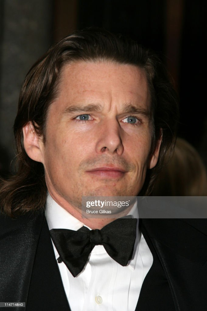 Ethan Hawke during 61st Annual Tony Awards - Arrivals at Radio City Music Hall in New York City, New York, United States.
