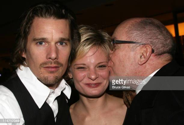 Ethan Hawke Martha Plimpton and Jack O'Brien director