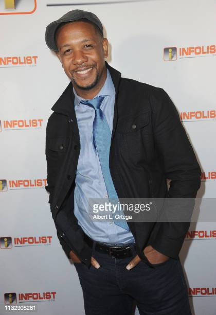 Ethan Henry arrives for PreOscar Soiree Hosted By INFOListcom and Birthday Celebration for Founder Jeff Gund held at SkyBar at the Mondrian Los...