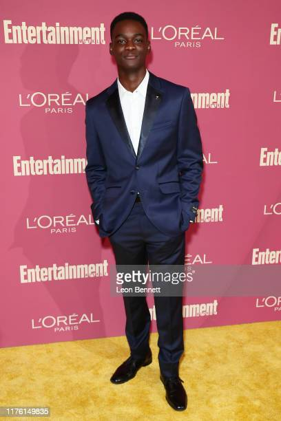 Ethan Herisse attends 2019 Entertainment Weekly PreEmmy Party at Sunset Tower on September 20 2019 in Los Angeles California