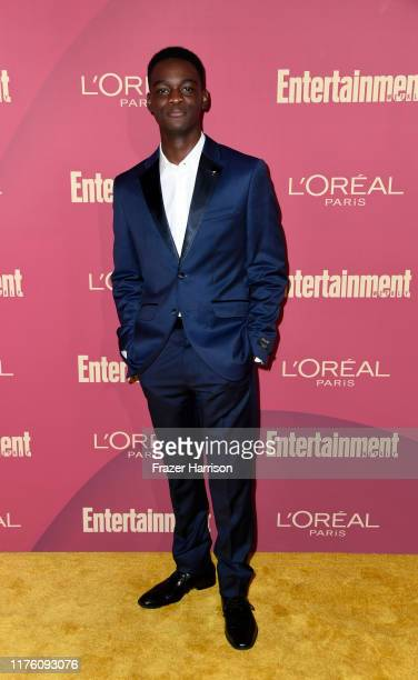 Ethan Herisse attends the 2019 Entertainment Weekly PreEmmy Party at Sunset Tower on September 20 2019 in Los Angeles California