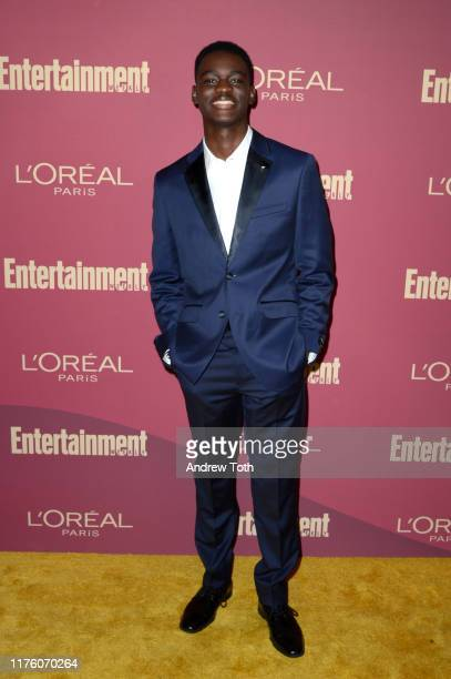 Ethan Herisse attends the 2019 PreEmmy Party hosted by Entertainment Weekly and L'Oreal Paris at Sunset Tower Hotel in Los Angeles on Friday...