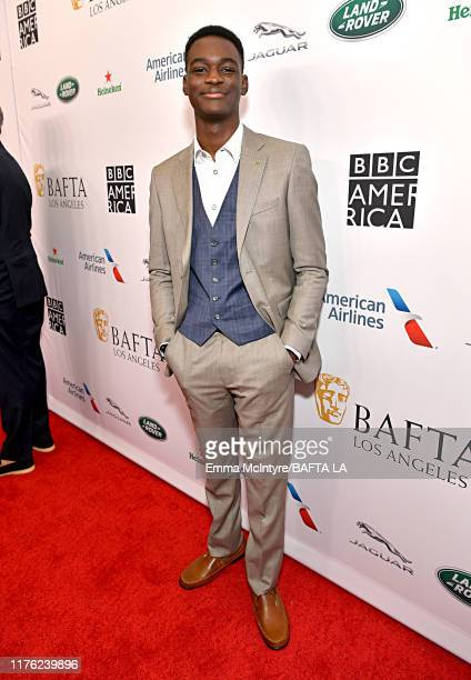 Ethan Herisse attends the BAFTA Los Angeles BBC America TV Tea Party 2019 at The Beverly Hilton Hotel on September 21 2019 in Beverly Hills California