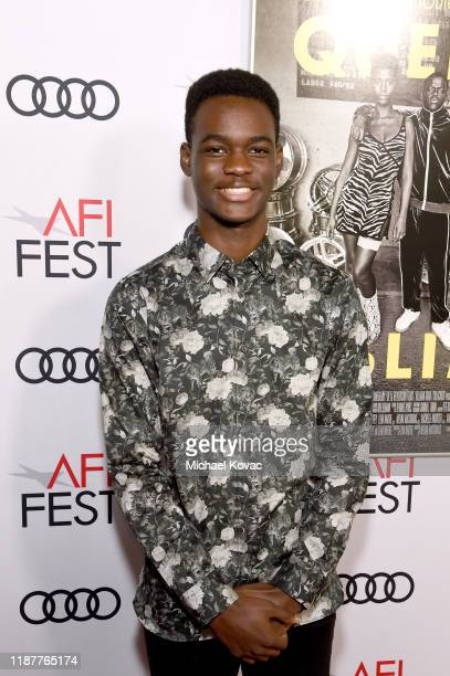 Ethan Herisse attends the Queen Slim Premiere at AFI FEST 2019 presented by Audi at the TCL Chinese Theatre on November 14 2019 in Hollywood...