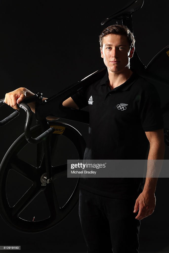 New Zealand 2016 Summer Olympic Portrait Session