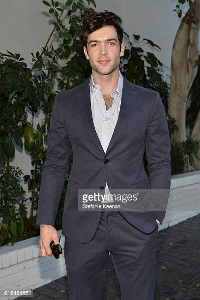 Ethan Peck at the CFDA/Vogue Fashion Fund Show and Tea presented by kate spade new york at Chateau Marmont on October 26 2016 in Los Angeles...