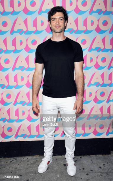 Ethan Peck attends the Aldo LA Nights 2018 at The Rose Room on June 13 2018 in Venice California